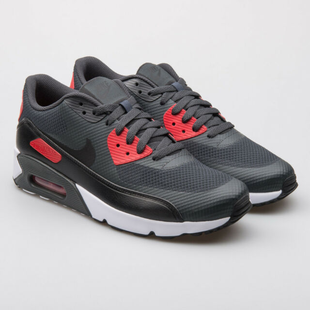 size 40 60170 e378b NEW Nike Air Max 90 Ultra 2.0 Essential Anthracite Black 875695 007 Size 7