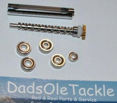 Abu Garcia 4 inch 4 bearing Silver Anodized Aluminum Power Handle P//N 1281329