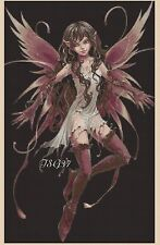 Cross stitch chart - Fairy 407  - No. 10- TSG37 ..