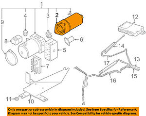 AUDI OEM 07-09 A4 Quattro Convertible Tapa-motor 8H0959755A ...  Cabrio Convertible Top Wiring Diagram on