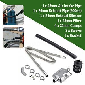 Luftfilter-Auspuff-Schalldaempfer-Schalldaempfer-Halterung-Fuer-Luft-Diesel-Heizung