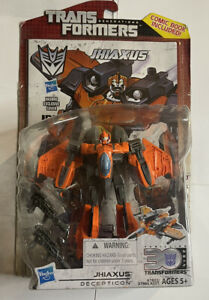 Transformers Generations Thrilling 30 Deluxe Class IDW Jhiaxus MOSC