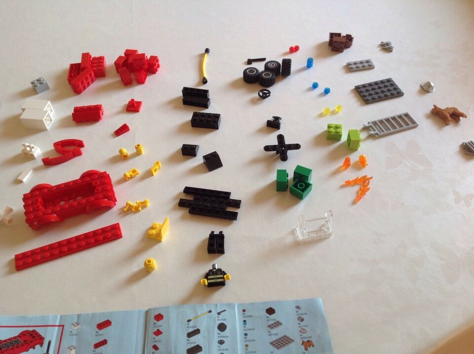 Lego andet, 10661