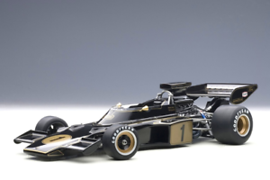 87327 Autoart 1 18 Lotus 72E 1973 Emerson Fittipaldi