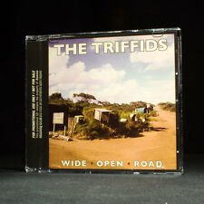 The Triffids - Wide Open Road - promo issue - music cd EP
