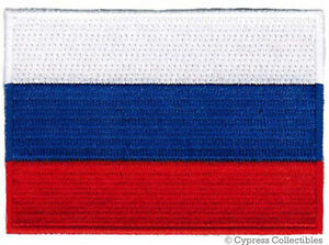 RUSSIA-FLAG-embroidered-iron-on-PATCH-RUSSIAN-EMBLEM-VLADIMIR-PUTIN-NEW