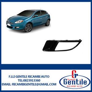 FIAT-BRAVO-2007-Griglia-paraurti-anteriore-sinistra-con-sede-faro