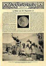 Die Deutschkoloniale Jagdausstellung in Karlsruhe Historische Memorabilie 1903