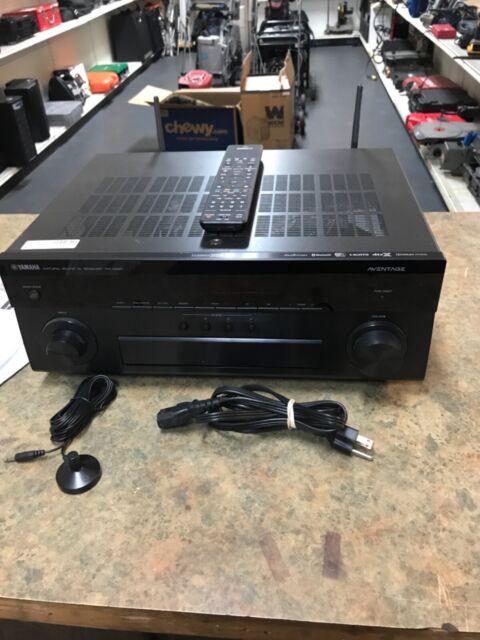 Yamaha AVENTAGE RX-A880 7.2 Dolby Atmos AV Stereo Receiver