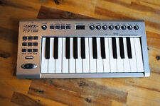 Piano USB AUDIO INTERFACE / MIDI KEYBOARD CONTROLLER EDIROL PCR-1 by Roland