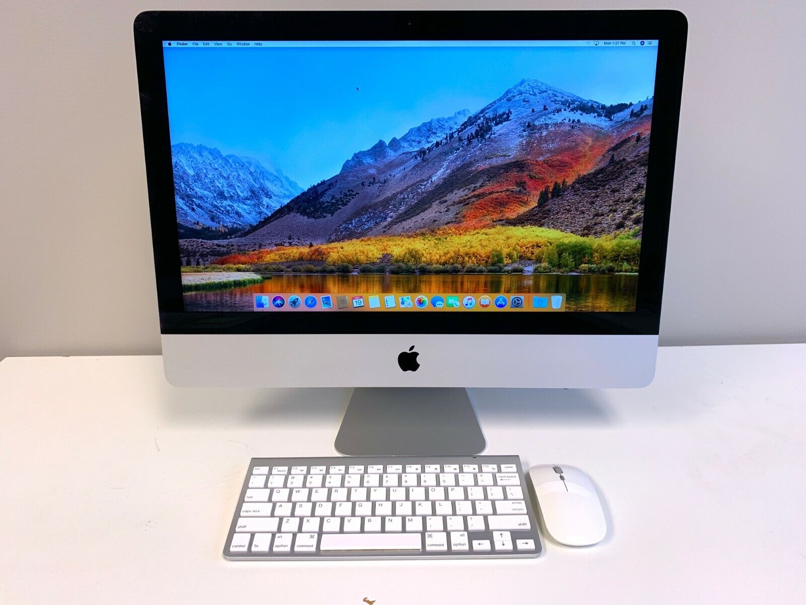 Apple iMac 21.5 inch SLIM / QUAD CORE i7 3.8GHZ / 1TB SSD Hybrid / 16GB / OS2017. Buy it now for 1089.00