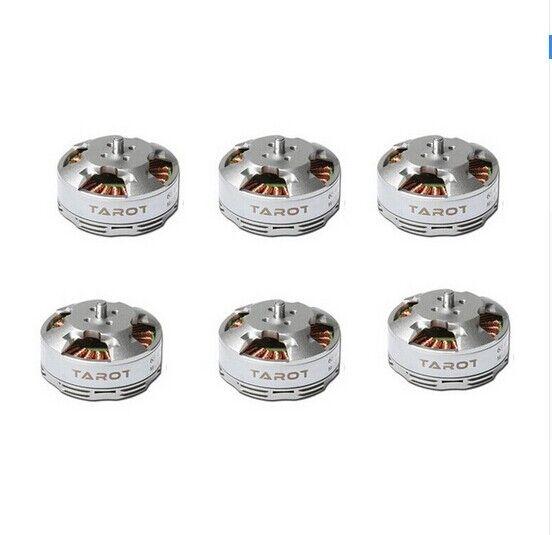 4 Pcs Tarojo TL68P07 6S 380KV 4008 Multi rojoor Disc Brushless Motor F10271-4