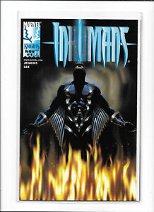 INHUMANS-1-1998-VF-NM-DYNAMIC-FORCES-EXCLUSIVE-ALTERNATE-COVER