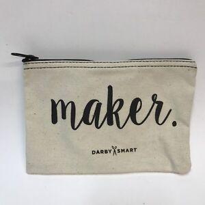 Darby-Smart-Maker-Zippered-Scissor-Pouch-Canvas-Pen-Bag-Storage-Case-Holder