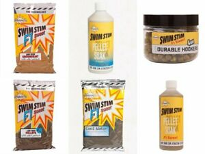 Dynamite Baits F1 Sweet Swim Stim Range Choose From Groundbait-Pellets-Bait Soak