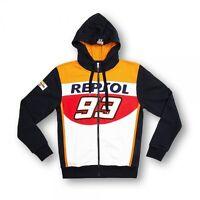 Official Marc Marquez 93 Repsol Honda Hoodie - Remfl 148503