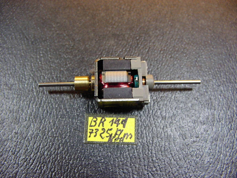 Motor BR141 BR141 BR141 Fleischm.732501 3190f9