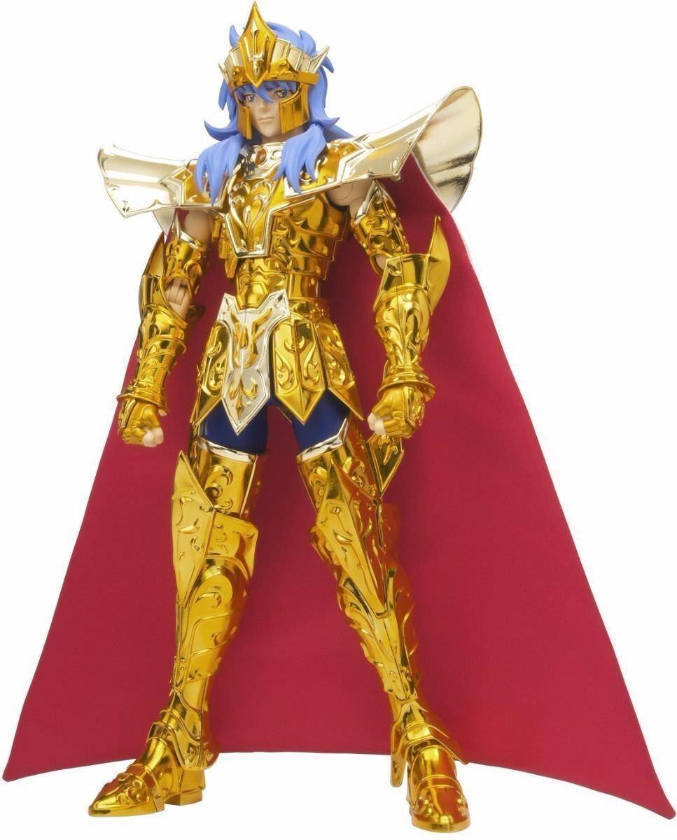 Saint Cloth Crown Saint Seiya SEA KING POSEIDON Action Figure BANDAI from Japan
