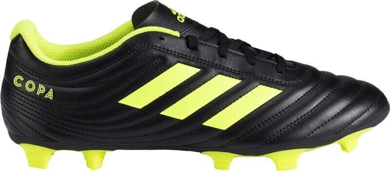 Adidas Fußballschuhe Copa 19.4 FG  BB8091  black-yellow  NEU