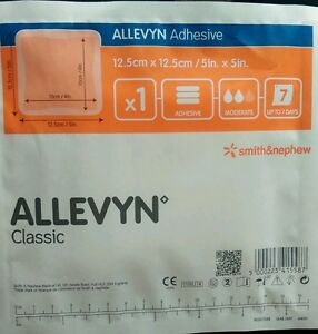 Large ALLEVYN PADDED DRESSING 125cmX125cm last up to 7 day Cheapest on Ebay - <span itemprop=availableAtOrFrom>Castleford, United Kingdom</span> - Large ALLEVYN PADDED DRESSING 125cmX125cm last up to 7 day Cheapest on Ebay - Castleford, United Kingdom