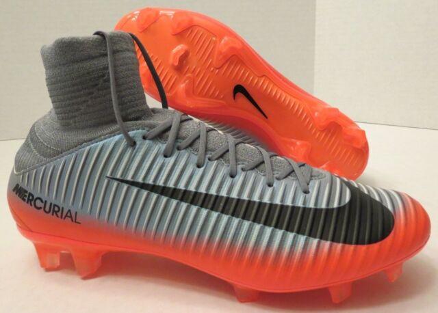 46e0d431a Nike Mercurial VELOCE III DF Cr7 FG Size 6 Men Soccer Cleats Firm ...
