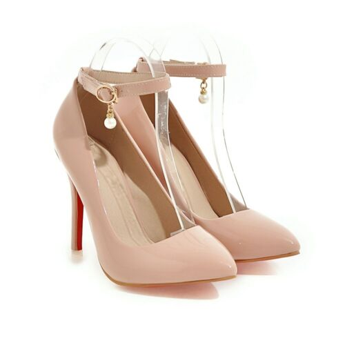 Details about  /Office Lady High Heels Pumps Womens Pointed Toe Classic bestseller Shoes Plus SZ