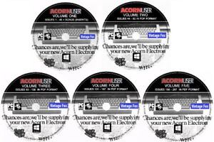 Acorn-User-Magazine-In-PDF-Complete-Volume-1-267-Electron-Archimedes-on-5x-DVD