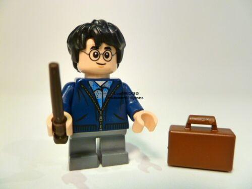 LEGO Harry Potter Minifigura con libera Wand /& rigida 75955 NUOVO
