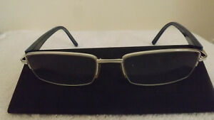 682edb2ecdcf Tag Heuer TH 8204 003 TRENDS Half Rim Glasses Eyeglasses ...
