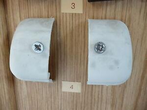 Swift-Sprite-Sterling-caravan-motorhome-moulding-white-plastic-endcap-pair-ENC4