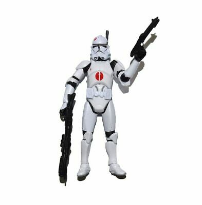 "Lot of 5 Star Wars 442ND Battallion Clone Trooper 3.75/"" Loose Action Figure"