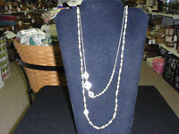 Park Lane Jewelry, pleasures & Olivia Necklaces, W/austrian Crystals,