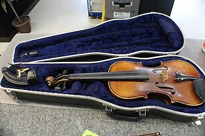 Antonius Stradiuarius Cremonensis Faciebad Anno 1721 Violin Made