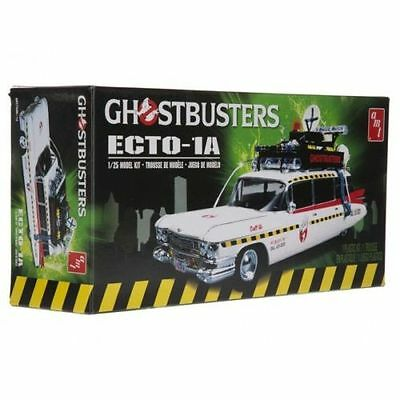 Ghostbusters Ecto-1A 1:25 Scale Plastic Model Kit AMT750 New