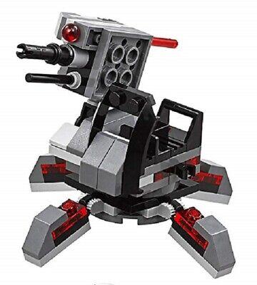 Jawa Robot Crawler box LEGO Star Wars instructions 75198 NO MINIFIGS authenti