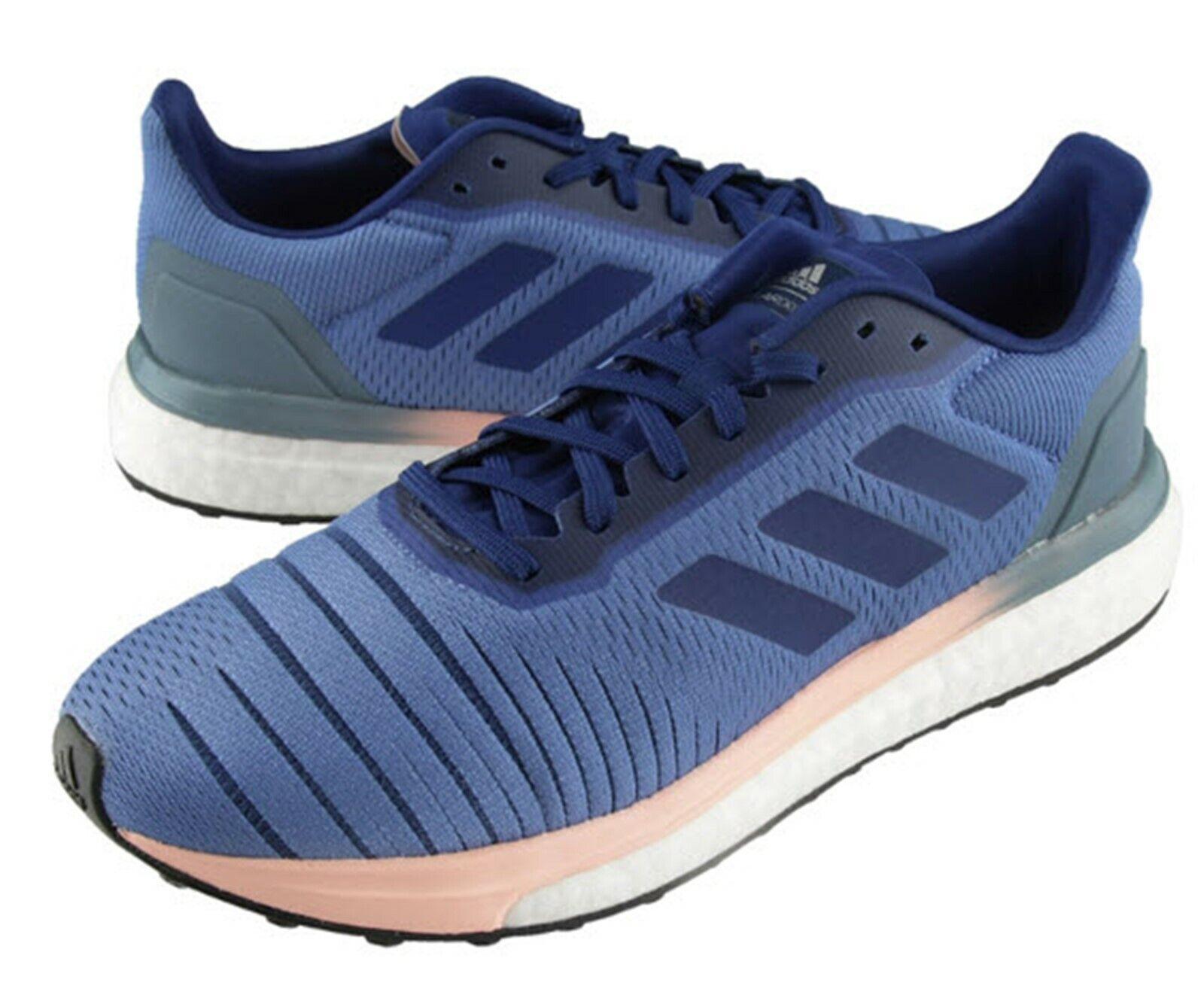 Adidas Vrouwen Solar Drive Training schoenen blauw hardlopen sportschoenen GYM schoen AC8399