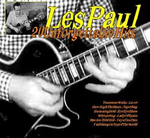 LES-PAUL-20-Indimenticabile-Hits-cd