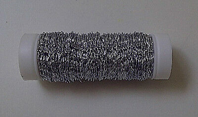 (0,08€/m) Bouilloneffektdraht 0,3mm 35m Bouillondraht Effekt Draht Basteldraht