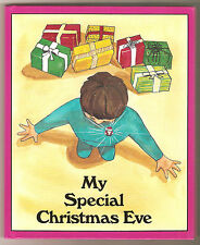 My Special Christmas Eve  Personalized Children's Story Book Gift For Your Child
