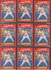 1990 Donruss Dale Murphy #168 Baseball Card