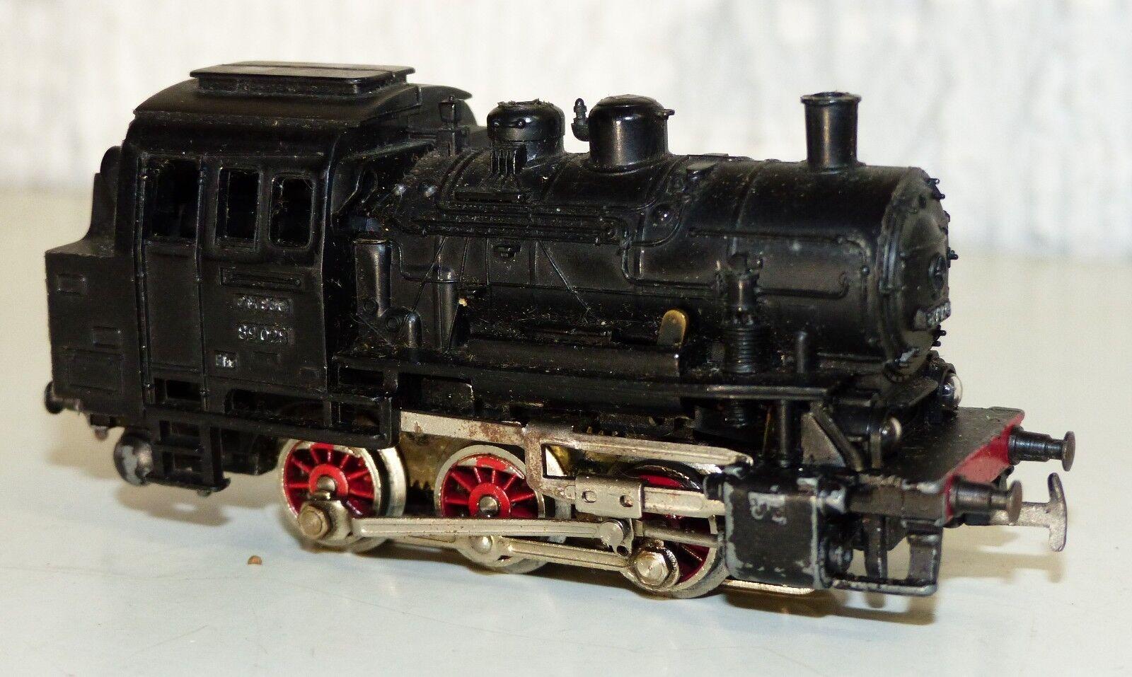 Märklin CM 800   3000 Dampflok BR 89 028 H0 ca. 1954-1958