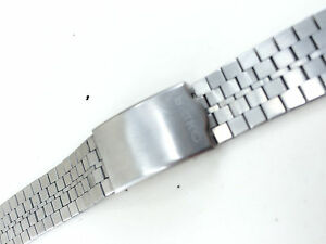 Image Is Loading Vintage Seiko Stainless Steel Bracelet