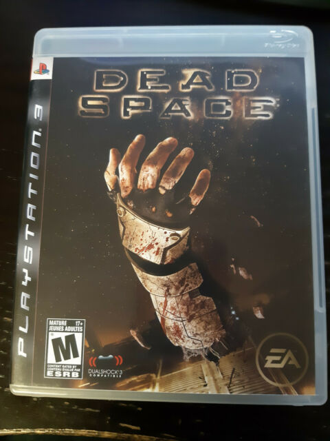 Dead Space PS3 Game + Case + Manual