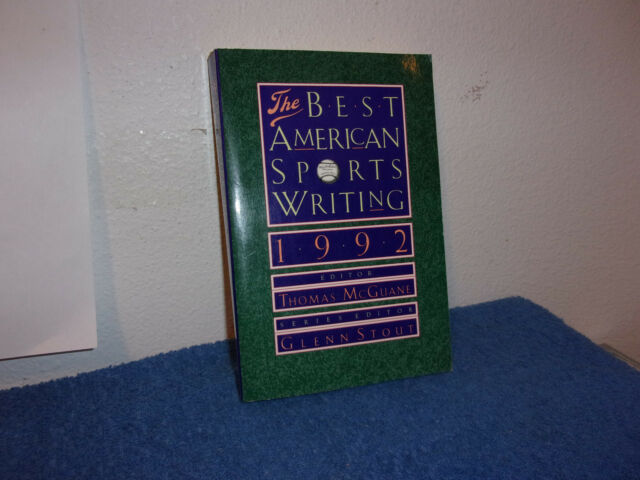 The Best American Sports Writing, 1992 (1992, Paperback)
