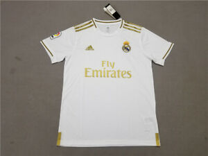 37deb4c38e La imagen se está cargando Camiseta-Real-Madrid-Home-19-20