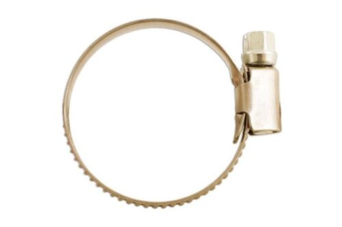 Connect SS Hoseclip 16-25mm x 12mm Pack of 10-30792