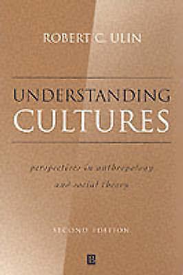 1 of 1 - Understanding Cultures: ROBERT C ULIN...VGC