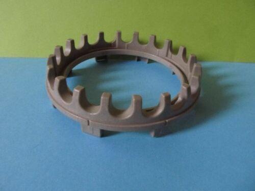 Playmobil petit rempart couronne couronne troué à rundturm tour * ritterburg 3666 *