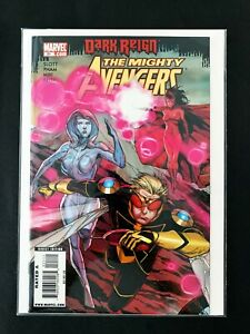 MIGHTY-AVENGERS-21-MARVEL-COMICS-2009-NM