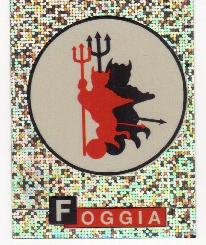 figurina SCUDETTO CALCIATORI PANINI 1991//92 NEW numero 115 FOGGIA